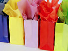 400 PK TISSUE PAPER 20X26  SIZE2  solid color tissue paper gift wrap supply