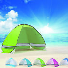 Automatic Tent 2 Person Outdoor Camping Hiking Fishing Beach Anti-UV Instant