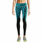 Womens Yoga Gym Pants Running Sports Workout Leggings Fitness Jogging Trousers