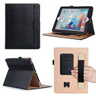 Luxury Magnetic Leather Wallet Smart Flip Case Cover For Apple iPad 2/3/4 Mini