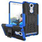 Heavy Duty Shockproof Hybrid Kickstand Combo Case Cover For Lenovo K5 Note A7020