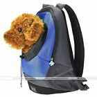 Adjustable Pet Puppy Cat Dog Carrier Mesh Backpack Travel Bag Outdoor Tote New