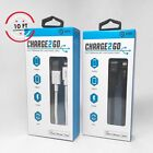 POM Charger 2 GO - 10 FEET Premium MFI Lightning Cable for Apple iPhone