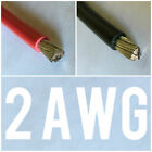 Battery Cable Marine Grade Tinned Copper 6, 4, 2 Gauge AWG Size By the Foot