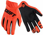 Shift Racing Orange/Black Black Label Air Mainline Dirt Bike Gloves MX ATV BMX