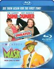 Dumb and Dumber / The Mask (Blu-ray Double Feature)