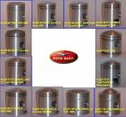 NEW PISTON SET KIT WITH RINGS RING FOR FITS GUZZI ENGINE STD COMPLETE PISTONS