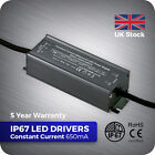20W 30 Watt IP67 Power Supply LED Driver Electronic Transformer Constant Current