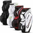 SALE! TAYLORMADE 2016 SAN CLEMENTE CART BAG MENS GOLF TROLLEY BAG 14-WAY DIVIDER
