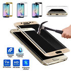 Kyпить Genuine FULL COVER Tempered Glass Screen Protection For Samsung Galaxy S6 EDGE на еВаy.соm