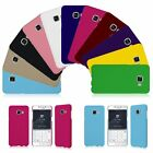 Matte Hard Plastic UV Back Case Cover Skins Protector For Samsung Galaxy C5