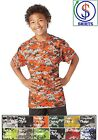 Badger 2180 Youth New B-Core Youth Digital Camo T-Shirt - 2180, XS, S, M, L size