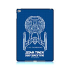 OFFICIAL STAR TREK SHIPS OF THE LINE DS9 HARD BACK CASE FOR APPLE iPAD