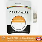 0.5mm (24 AWG) - 317L Grade Stainless Steel Wire - TMC Wire - 10M, 25M OR 50M