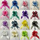 20 x 50mm Pull Bows *UK SELLER* Weddings/Proms/Parties/Hampers/Flowers/Gifts