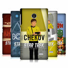 OFFICIAL STAR TREK EMBOSSED ICONIC CHARACTERS TOS BACK CASE FOR NOKIA PHONES 3