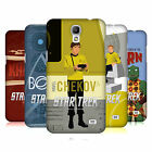 OFFICIAL STAR TREK EMBOSSED ICONIC CHARACTERS TOS BACK CASE FOR SAMSUNG PHONES 4