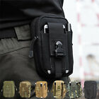New Outdoor Tactical Molle Waist Pack Fanny Phone Pouch Belt Bag Hiking Bag