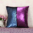 JP Shine Sequins Squamous Fish Bicolor Scale Pillow Cases Cushion Christmas
