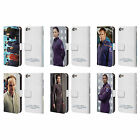 STAR TREK ICONIC CHARACTERS ENT LEATHER BOOK CASE FOR APPLE iPOD TOUCH MP3