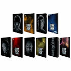 OFFICIAL STAR TREK CHARACTERS REBOOT XI LEATHER BOOK WALLET CASE FOR APPLE iPAD