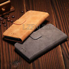 Kyпить New Luxury Suede Leather Flip wallet Case Cover For Apple iPhone & Samsung Phone на еВаy.соm