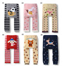 New Cartoon Cute Baby&Toddler Kid's boys Girls socks leggings PP pants A group