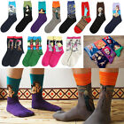 Fashion Famous Painting Art Socks Novelty Funny Novelty For Men Women  JR