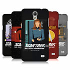 OFFICIAL STAR TREK ICONIC CHARACTERS TNG HARD BACK CASE FOR SAMSUNG PHONES 4