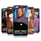 OFFICIAL STAR TREK ICONIC CHARACTERS DS9 HARD BACK CASE FOR APPLE iPOD TOUCH MP3