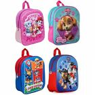 Paw Patrol Deluxe 3D Eva Backpack Childrens Kids Junior School Rucksack Bag New