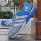 New Mens Sneakers Canvas Mesh Fashion Breathable Sports Running Casual Shoes