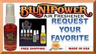 BluntPower 100% Concentrated Oil Based Air Fresheners Blunt Power LATEST UPDATES