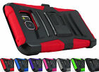 for Samsung Galaxy Note 7 N930 Hybrid Armor Case & Belt Clip Holster+PryTool