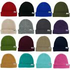 Neff FOLD Beanie Men's Women's Cuffed Knit Cap All Colors