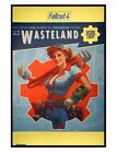 Fallout Gloss Black Framed 4 Wasteland Maxi Poster 61x91.5cm