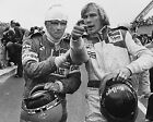 JAMES HUNT AND NIKI LAUDA 21 (FORMULA 1) PHOTO PRINT 21