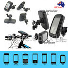 Waterproof Bicycle Bike Motorcycle Handlebar Mount Holder for iPhone Samsung S8