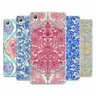 OFFICIAL MICKLYN LE FEUVRE FLORAL PATTERNS SOFT GEL CASE FOR SONY PHONES 1