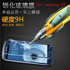 Real Tempered Glass Screen Protector Film Cover Guard For Samsung Galaxy Phones