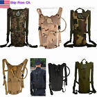 NEW 3L Hydration Organized whole Packs with Water Bladder Bag Cycling Hiking Backpack US