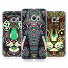 HEAD CASE DESIGNS AZTEC ANIMAL FACES 2 HARD BACK CASE FOR HTC 10