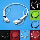 Sports Wireless Bluetooth Handfree Headset Headphone Stereo for iphone