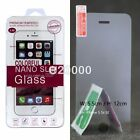 2x Premium Tempered Glass Film Screen Protector For iPhone 7 6 6s Plus 5 5s SE 4