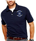 VMFA-212 Lancers Golden Embroidered Polo Shirt