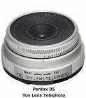 Genuine PENTAX for Q Mount Lens series Wide Zoom FishEye Telephoto Toy fromJapan