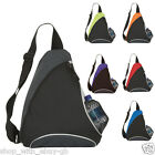 Monostrap Backpack Mono Strap Bag Triangle One Single Strap Rucksack Messenger