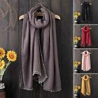 Fashion Charm Women Long Scarf Cotton Indian Large Scarves Ladies Shawl New #046