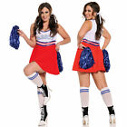 """Womens Plus Size """" Team Captain """" Halloween Costume One Size 1X/2X  STM10298"""
