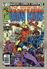 Iron Man (1968 1st Series) #127 VF 8.0